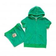 Костюм  Juicy Couture зеленый